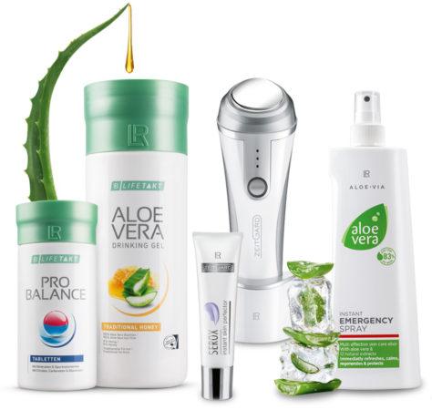 Aloe Vera LR produkty